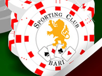 Graphic Design Torneo Poker 23/12/07 Sporting Club Bari