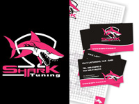 Corporate Identity Shark Tuning